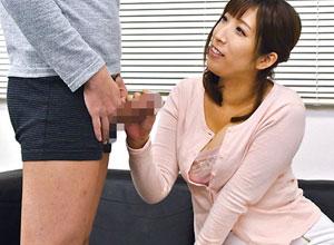 美人妻センズリ鑑賞